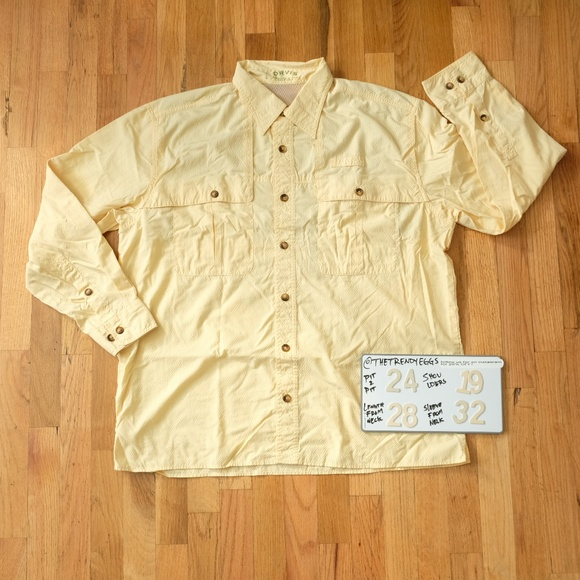 Orvis Other - Orvis Button Down Vented Fishing Shirt SALE